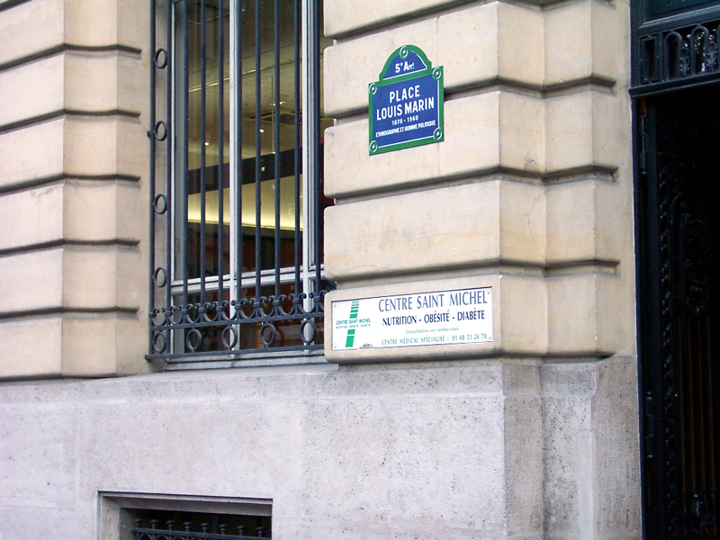 Cabinet medical saint michel - Cabinet medical paris 13 ...
